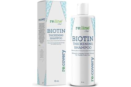 Biotin Re:Line shampoo