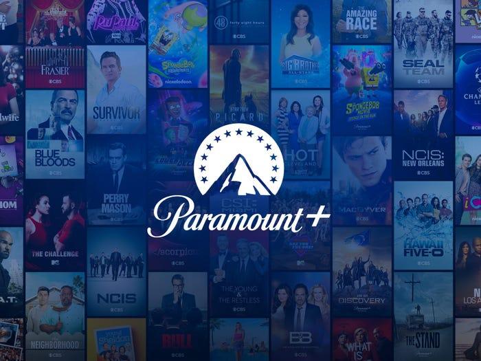 Paramount Plus Firestick