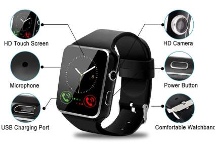 smart watch for swimming
