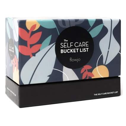 self care bucket list box