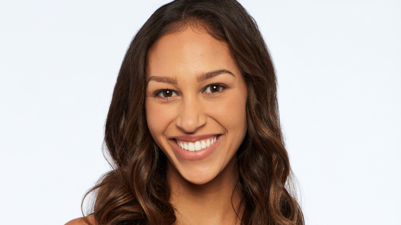 Serena Pitt is a contestant on season 25 of 'The Bachelor.'