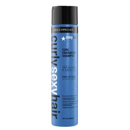 SexyHair best shampoo for curly hair