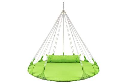Sorbus Hanging Daybed Swing Saucer with Pillow