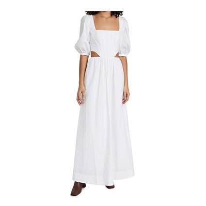 Staud Nap Dress