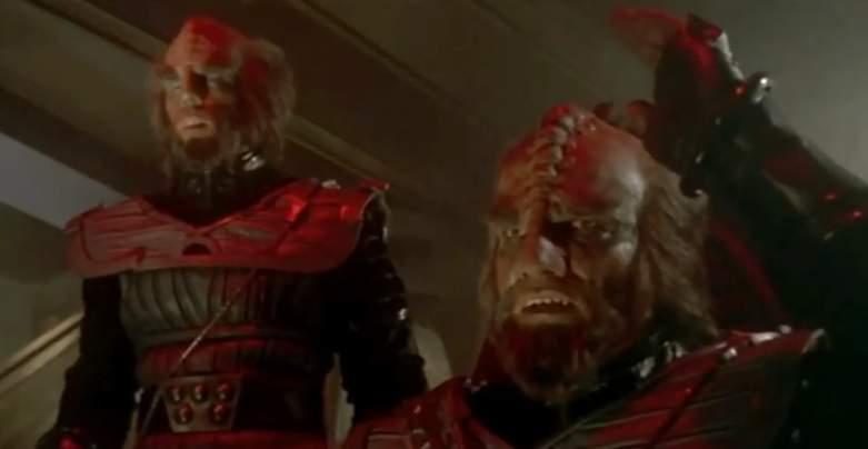 "Klingons from ""Star Trek: The Motion Picture"""