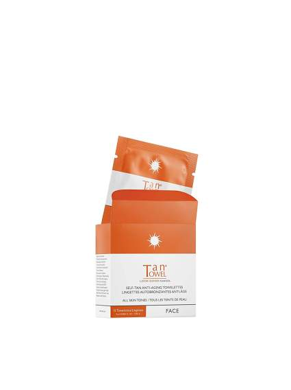 Tan Towel best self tanners for face
