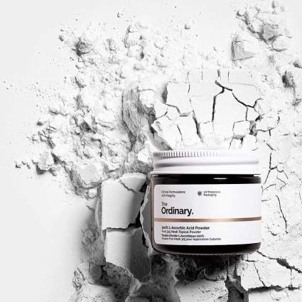 The Ordinary vitamin c powder for face