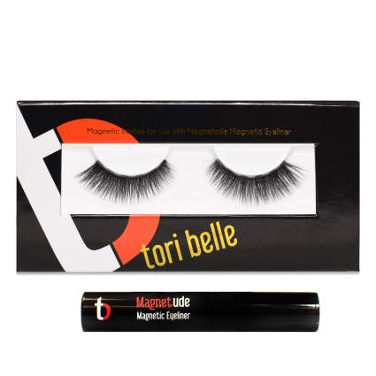 Tori Belle best magnetic lashes