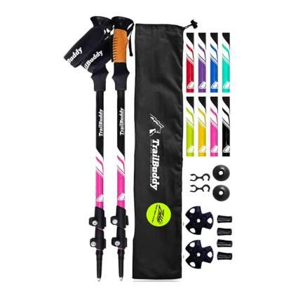 lightweight trekking poles