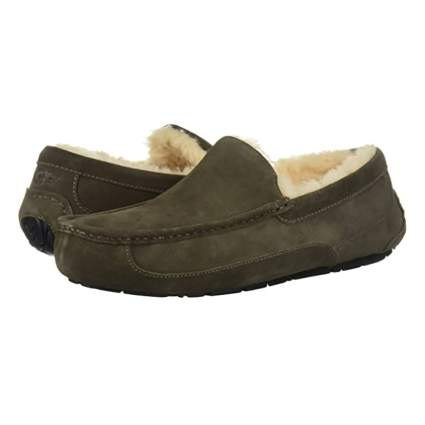 Ugg shearling slippers for men