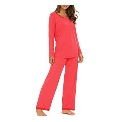long sleeve bamboo pajama set