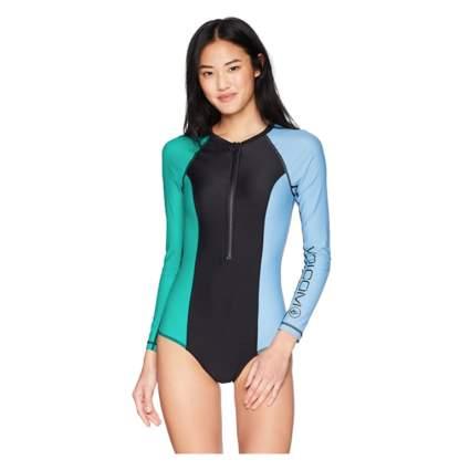 Volcom Long Sleeve Bathing Suit