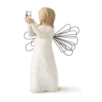 angel of freedom figurine