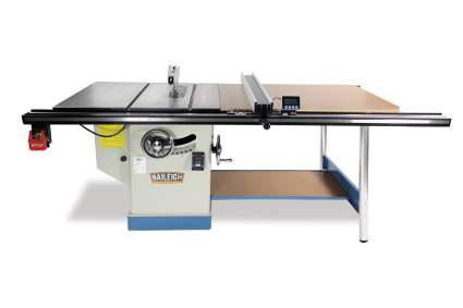 Baileigh TS-1248P-52 Professional Cabinet Table Saw