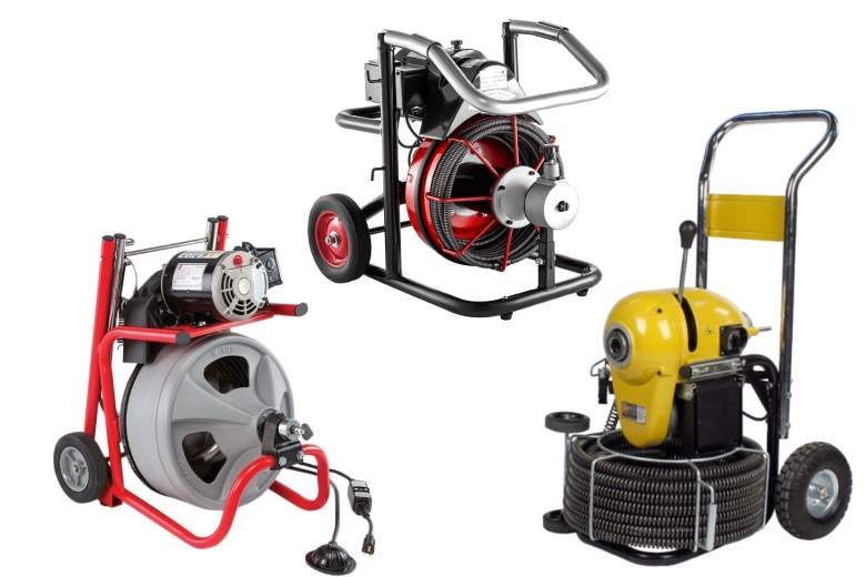 Best Drain Cleaning Machines