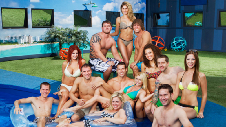 The cast of 'Big Brother 12'