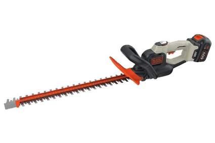 Black+Decker 60V MAX 24-Inch Cordless Hedge Trimmer