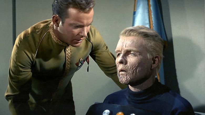 Disfigured Captain Christopher Pike - Sean Kenney