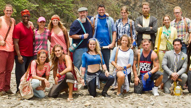 The cast of 'Survivor: Worlds Apart'