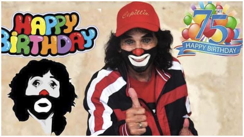 cepillin mexican clown