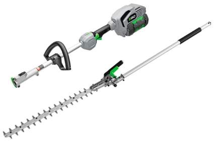 EGO Power+ Hedge Trimmer & Power Head Combo Kit