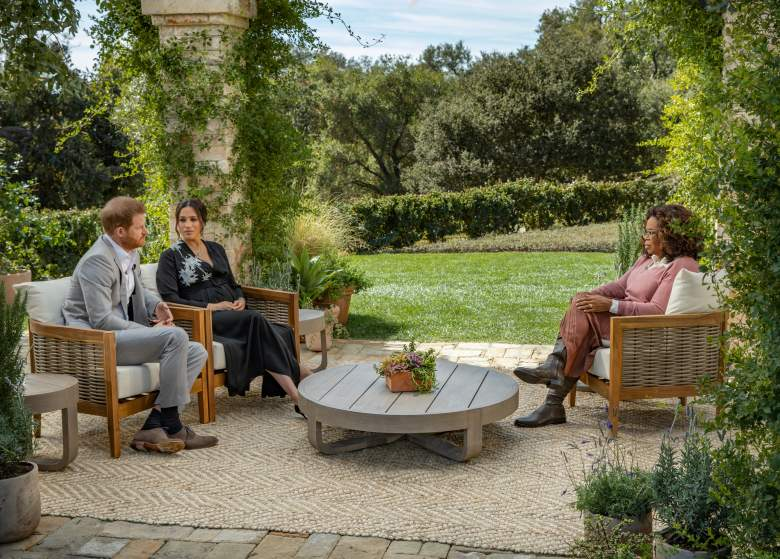 how to watch oprah interview prince harry meghan markle