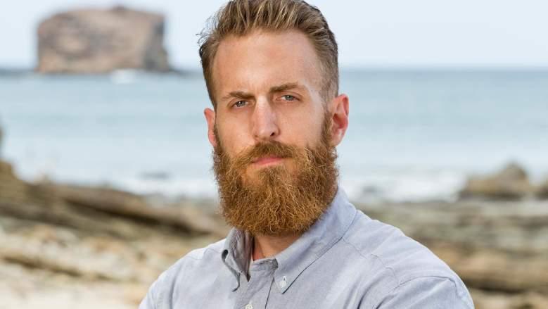 White Collar tribe member Max Dawson on 'Survivor: Worlds Apart'