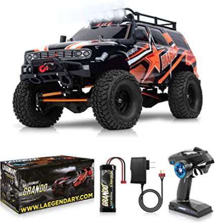 What Is The Best Rc Rock Crawler