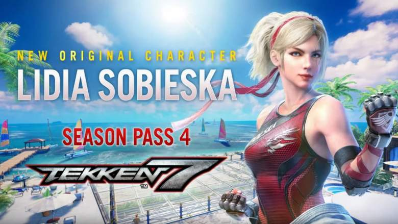 Lidia Tekken 7
