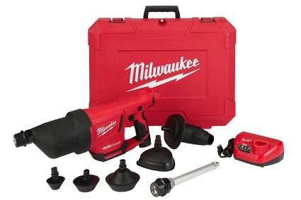 Milwaukee 2572B-21 M12 Airsnake Drain Cleaning Kit