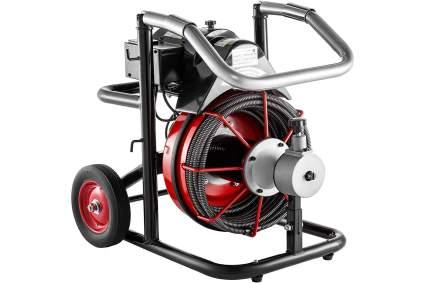 Mophorn 100-Foot x 3/8-Inch Drain Cleaner Machine