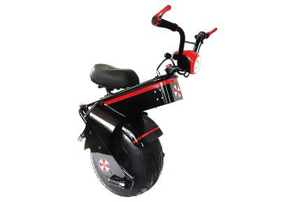 myself 18-Inch Electric Unicycle with Seat