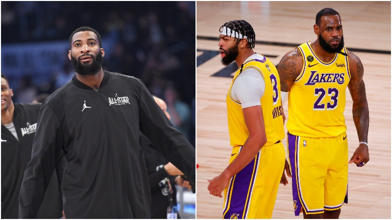 Andre Drummond Sends Message to Lakers With Instagram Post - Heavy.com