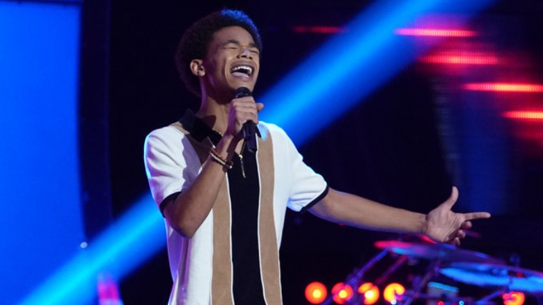 Cam Anthony The Voice
