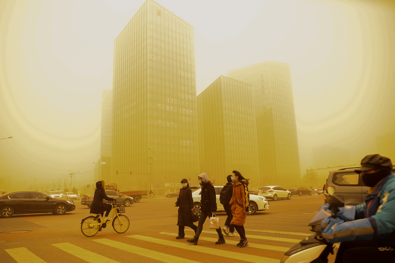 china sandstorm 2021
