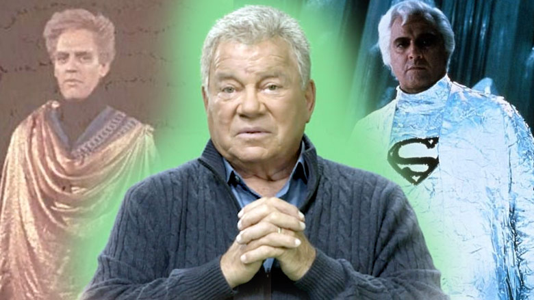 Can William Shatner truly go where no one has gone before?