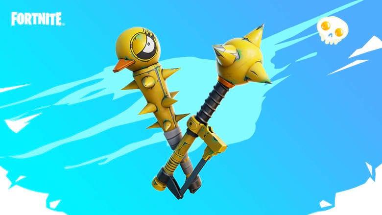 tactical quaxes pickaxe fortnite