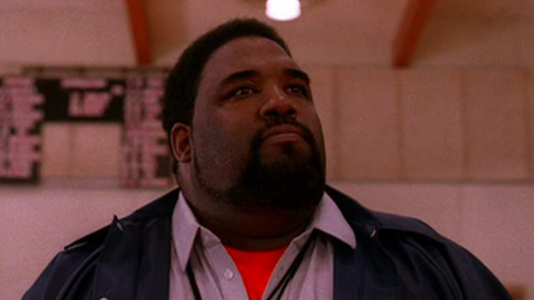 Ron Taylor as Coach Wingate on the show Twin Peaks.