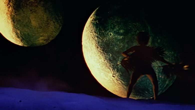 Nichelle Nichols as Uhura in Star Trek V