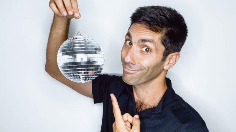 Nev Schulman on season 29 of 'Dancing With the Stars'