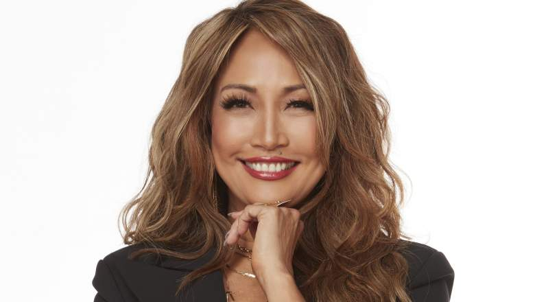 """""""Dancing with the Stars"""" stars Carrie Ann Inaba."""