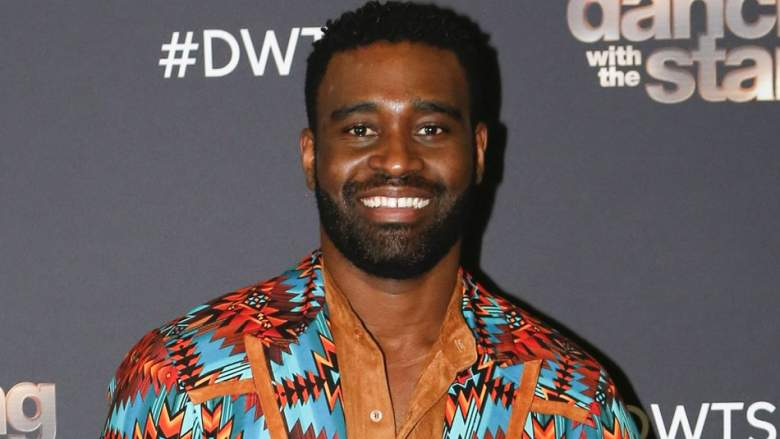 Keo Motsepe on 'Dancing With the Stars' season 29