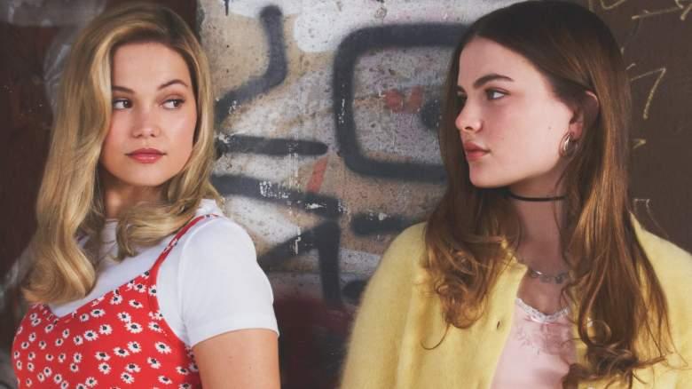 """Freeform's """"Cruel Summer"""" stars Olivia Holt as Kate Wallis and Chiara Aurelia as Jeanette Turner."""