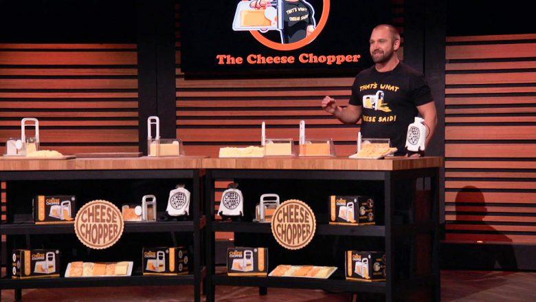 The Cheese Chopper 'Shark Tank'