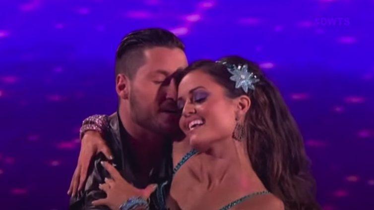 Danica McKellar Dancing With the Stars
