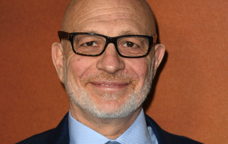"""Akiva Goldsman arrives at the premiere of CBS All Access' """"Star Trek: Picard"""" at ArcLight Cinerama Dome on January 13, 2020 in Hollywood, California."""