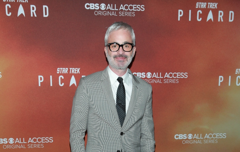 """Alex Kurtzman attends the premiere of CBS All Access' """"Star Trek: Picard"""" at ArcLight Cinerama Dome on January 13, 2020 in Hollywood, California."""