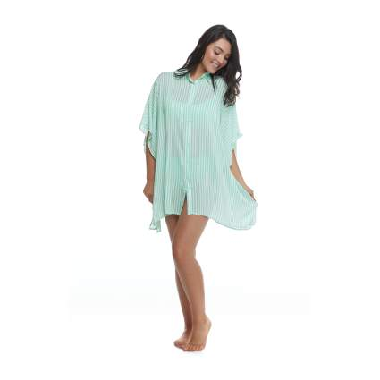 Body Glove Ibiza Myra Loose Kaftan Shirt