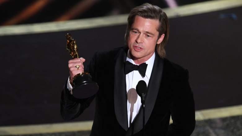 Brad Pitt Oscars