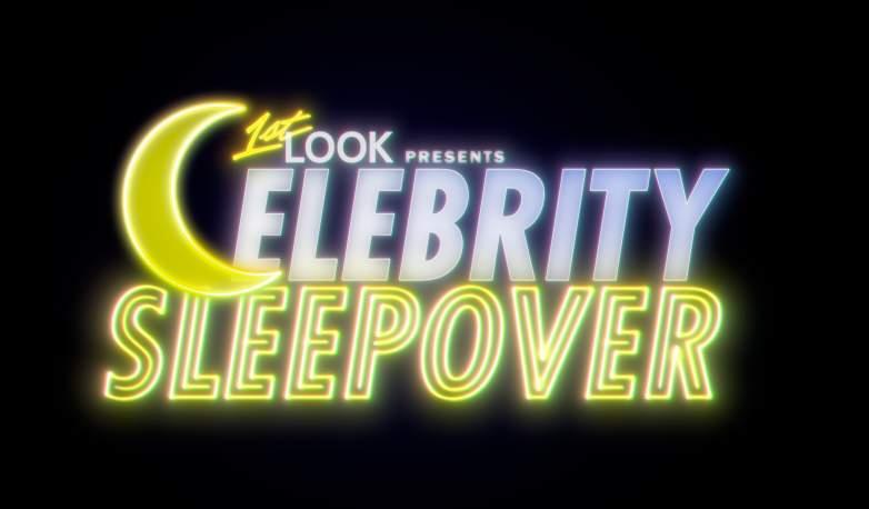 Celebrity Sleepover